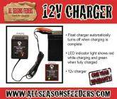 All Seasons 12V Float Charger