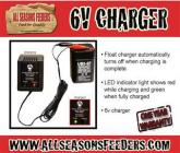 All Seasons 6V Float Charger